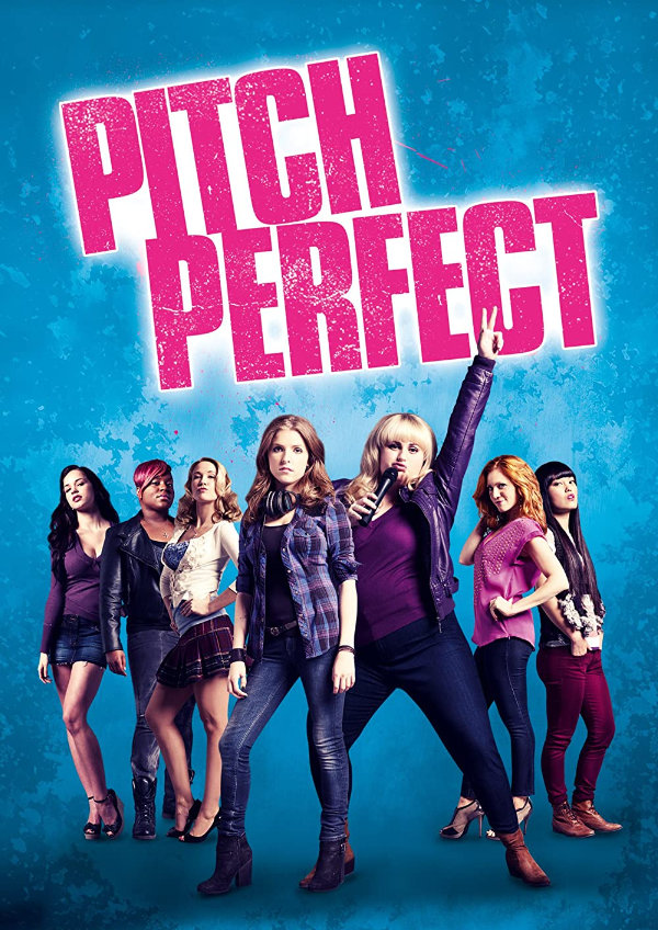 'Pitch Perfect' movie poster