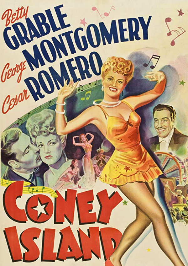 'Coney Island' movie poster