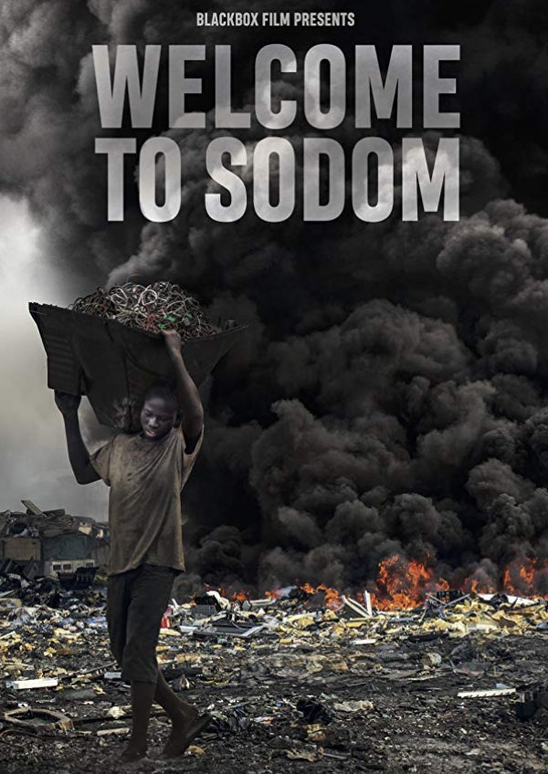 'Welcome To Sodom' movie poster