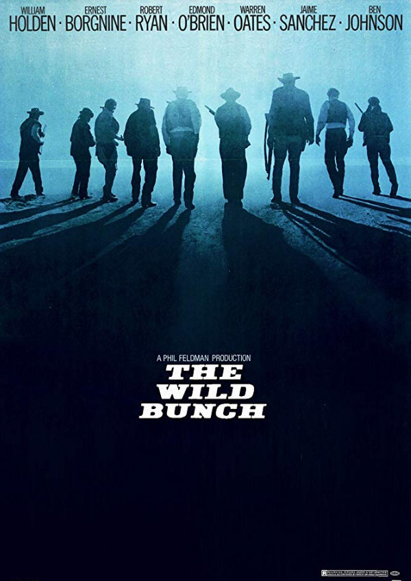'The Wild Bunch' movie poster