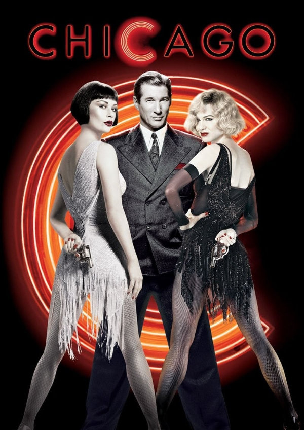 'Chicago' movie poster