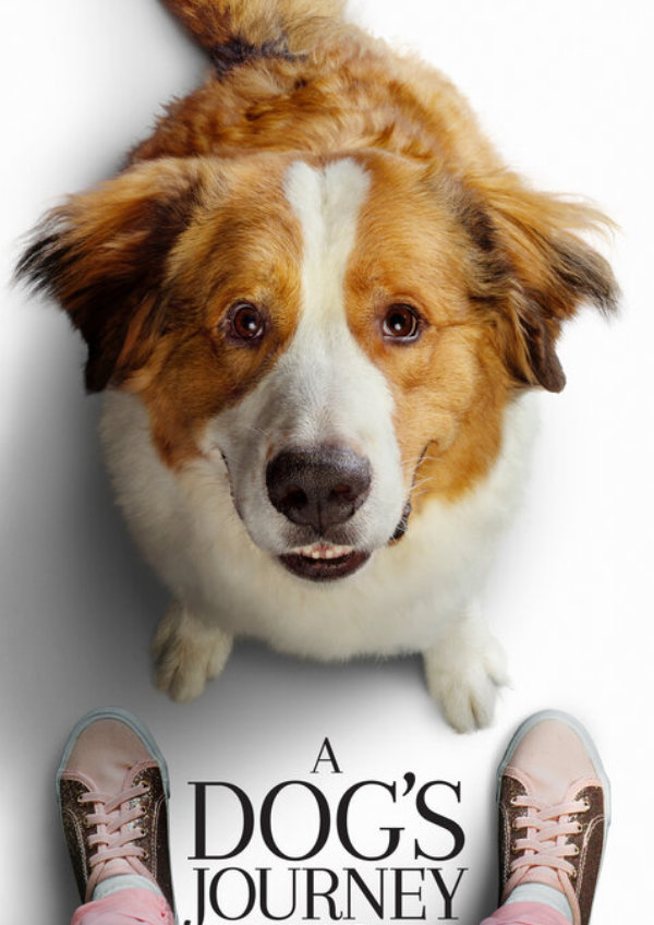 'A Dog's Journey' movie poster