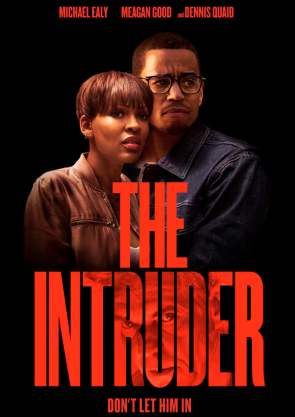 'The Intruder' movie poster