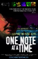 One Note at a Time showtimes