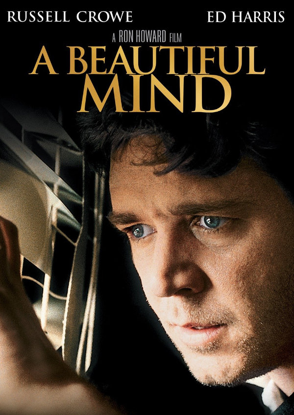 'A Beautiful Mind' movie poster