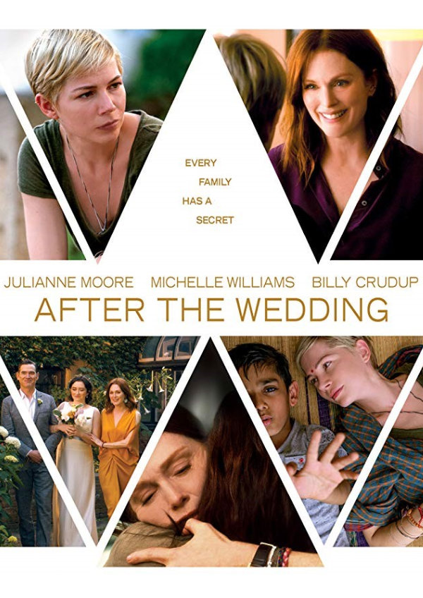 'After The Wedding' movie poster