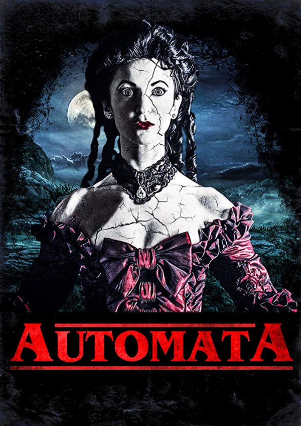 'Automata' movie poster