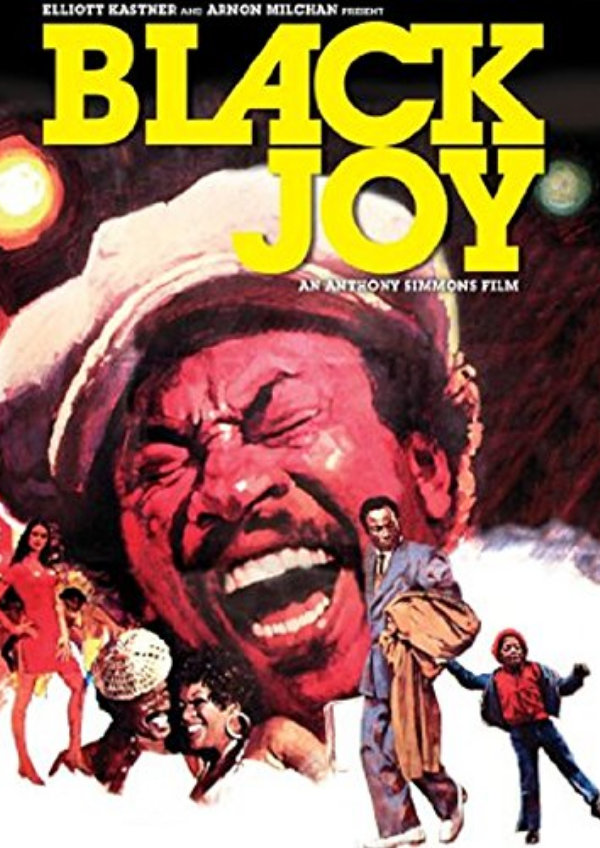 'Black Joy' movie poster