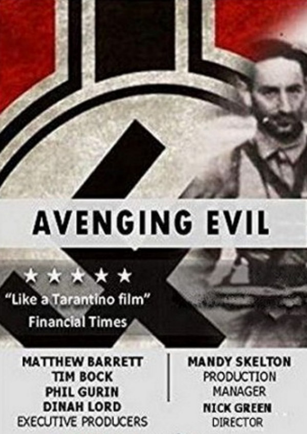 'Avenging Evil' movie poster