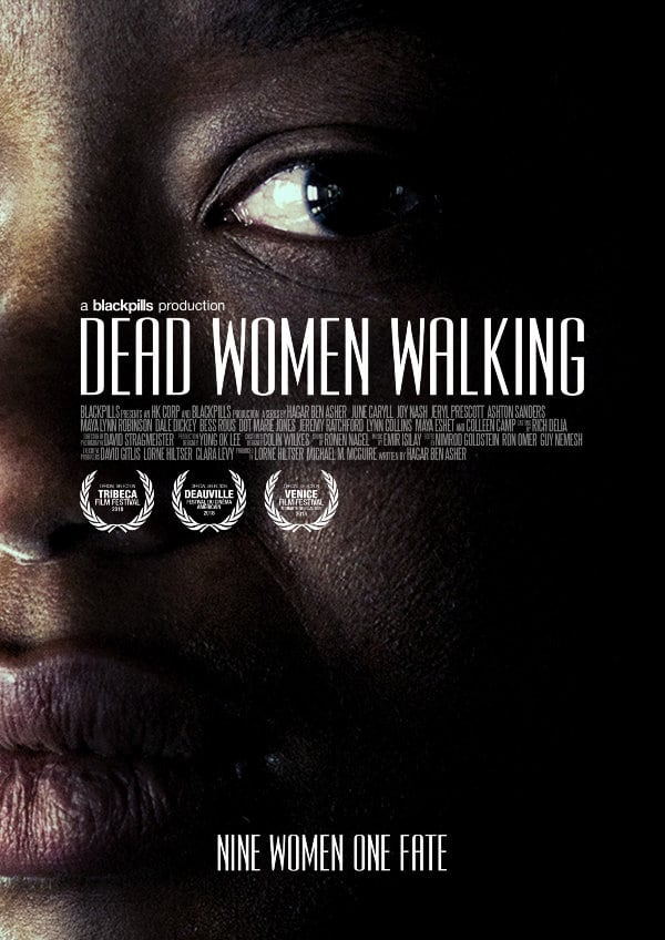 'Dead Women Walking' movie poster