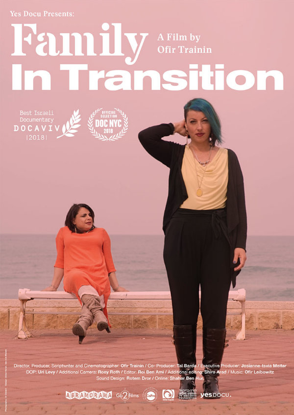 'Family in Transition' movie poster