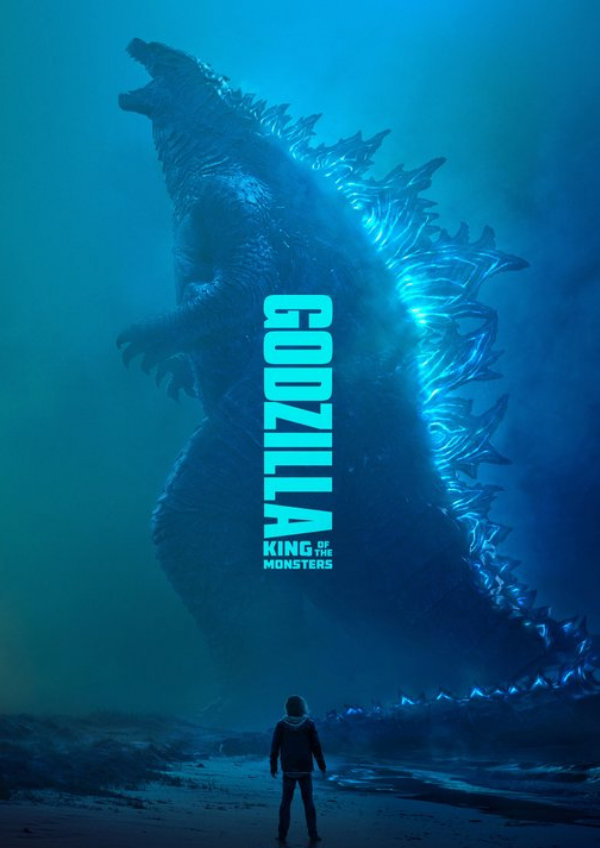 'Godzilla: King of the Monsters' movie poster