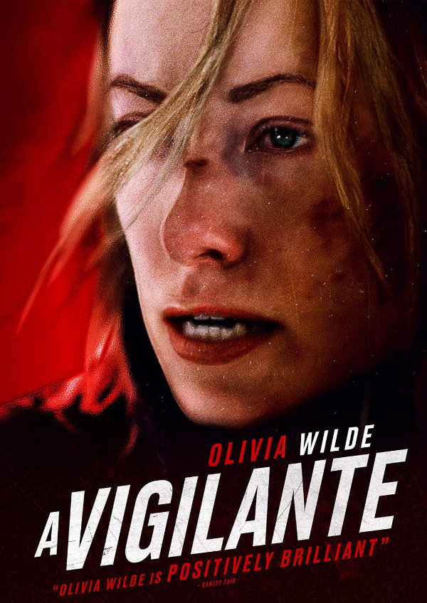 'A Vigilante' movie poster