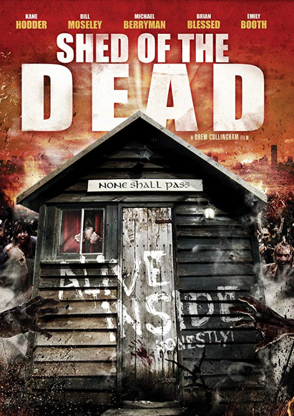 'Shed of the Dead' movie poster