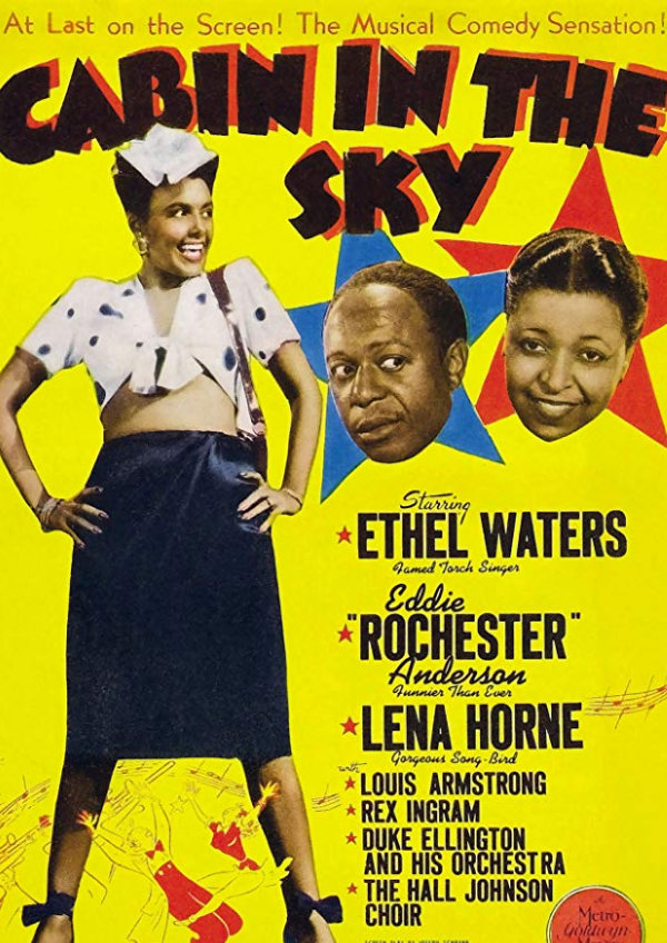 'Cabin In The Sky' movie poster