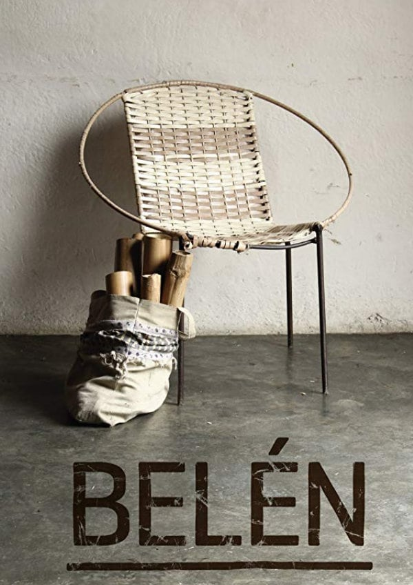 'Belén' movie poster