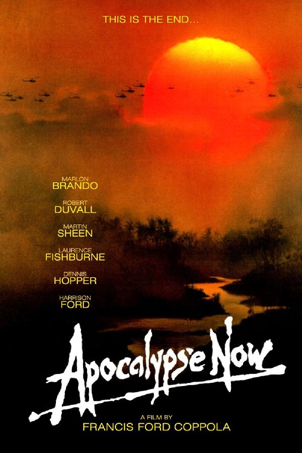 'Apocalypse Now' movie poster