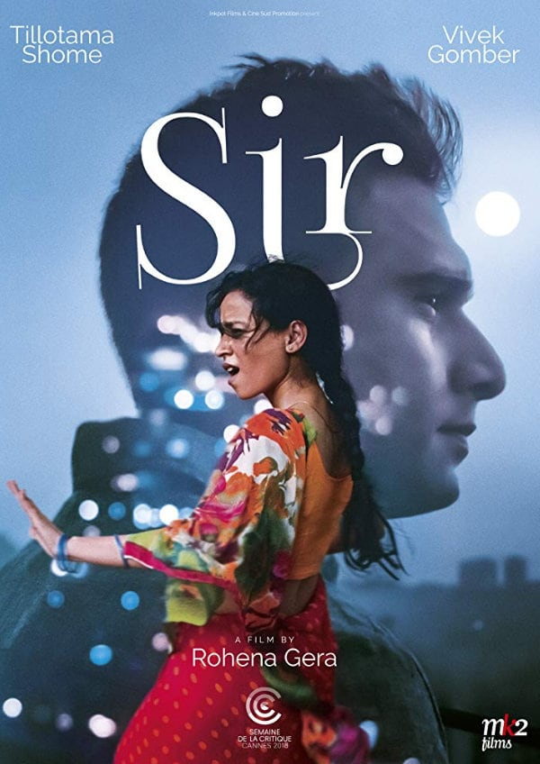 'Sir' movie poster