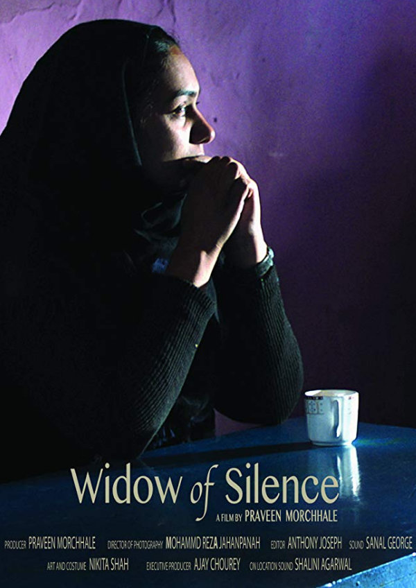 'Widow of Silence' movie poster