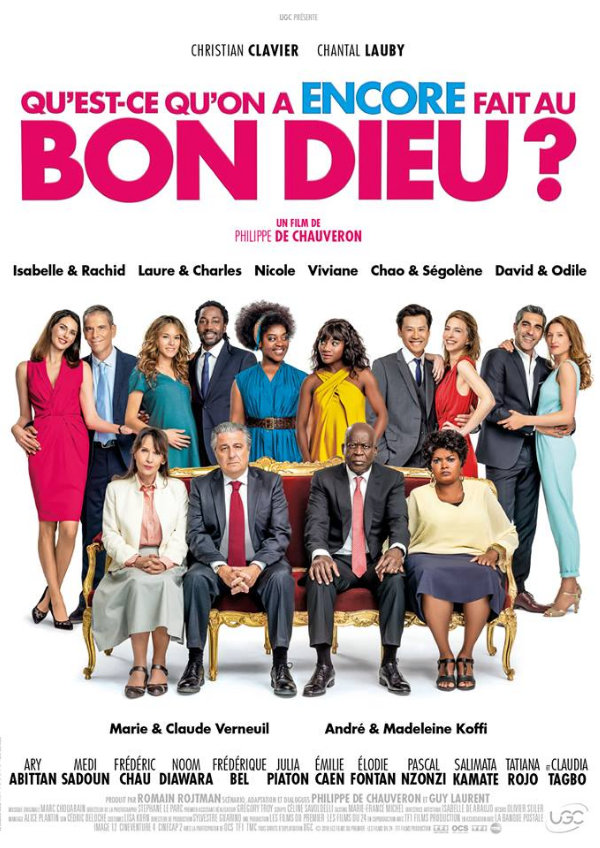 'Serial (Bad) Weddings 2 (Qu'est-ce Qu'on A Encore Fait Au Bon Dieu?)' movie poster