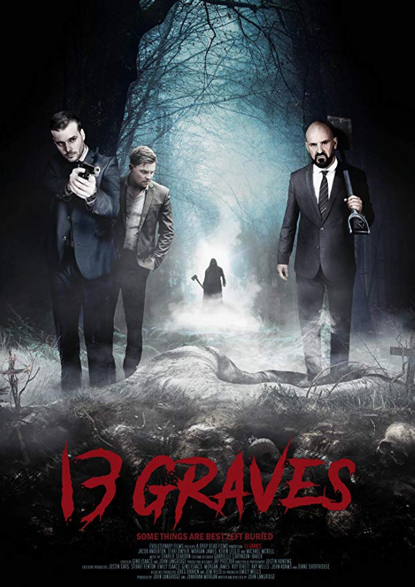 '13 Graves' movie poster