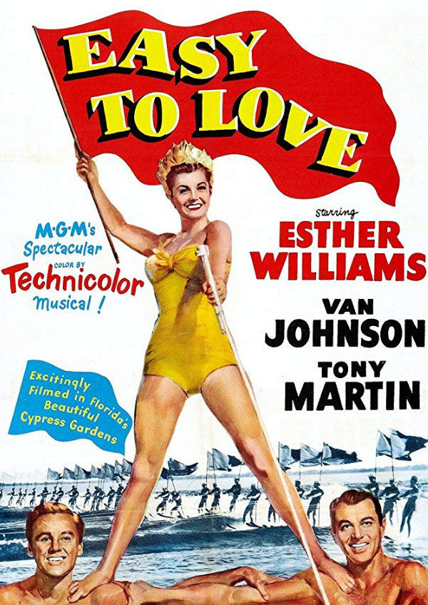 'Easy To Love' movie poster