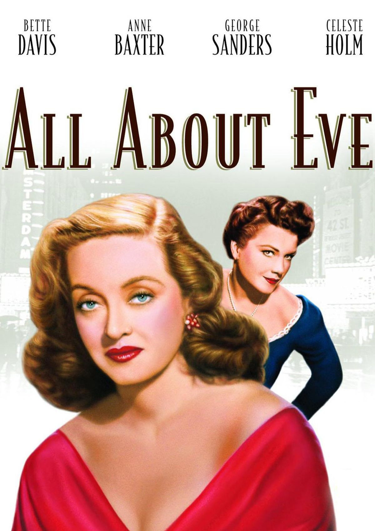'All About Eve' movie poster