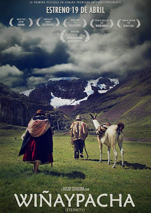 'Eternity (Wiñaypacha)' movie poster