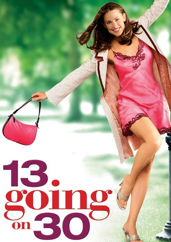'13 Going On 30' movie poster