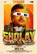 Sholay 3D showtimes