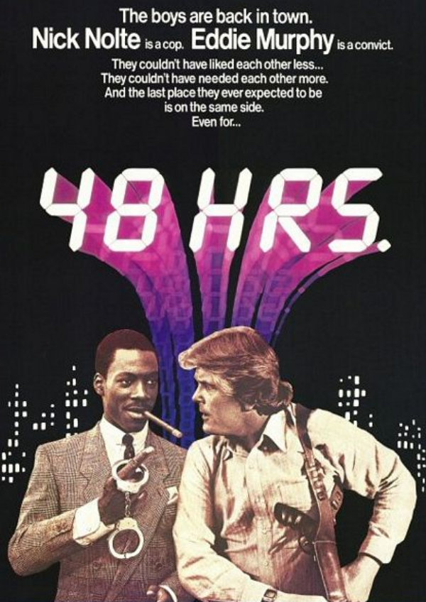 '48 Hrs.' movie poster