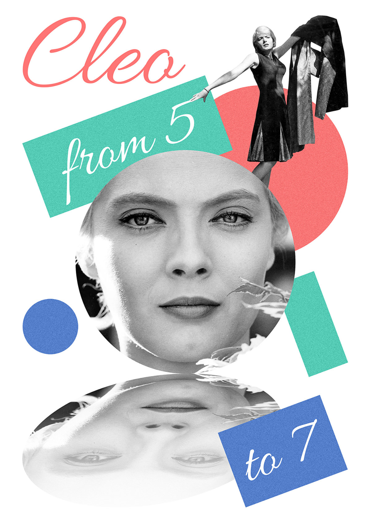 'Cleo From 5 to 7 (Cleo de 5 a 7)' movie poster