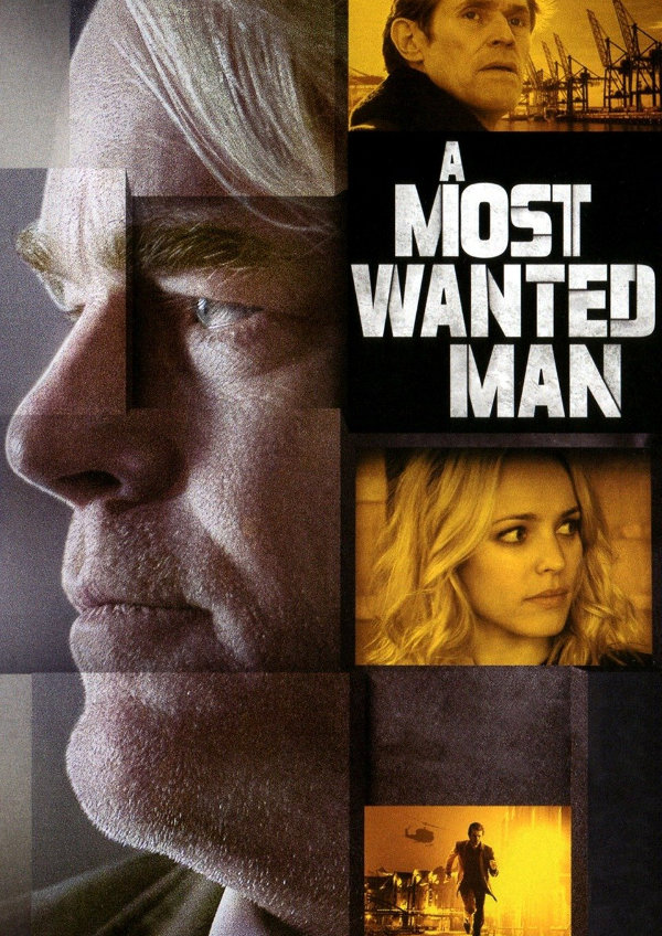 'A Most Wanted Man' movie poster