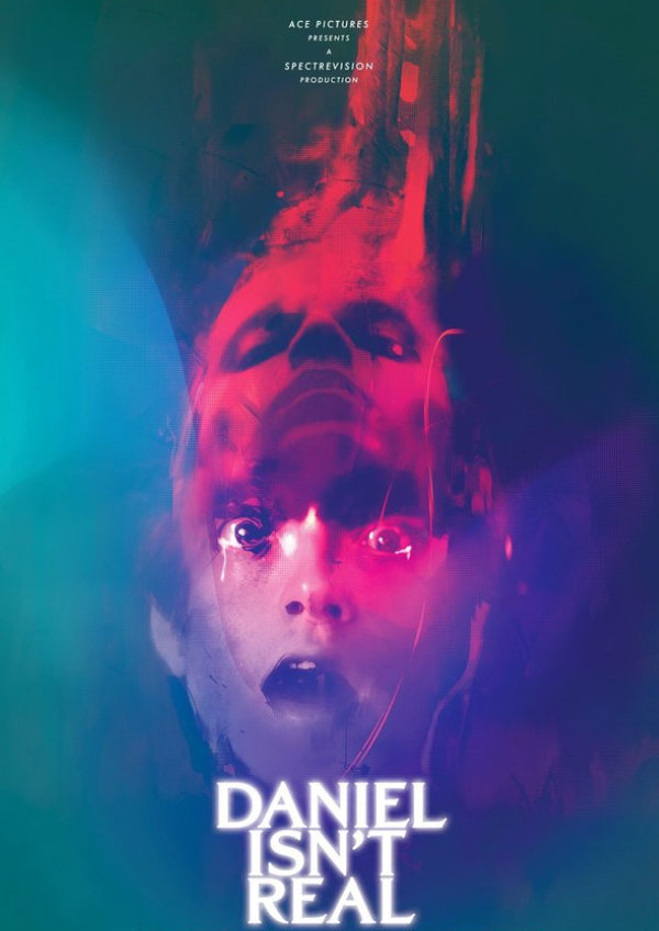 'Daniel Isn't Real' movie poster