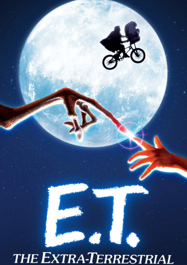 'E.T. The Extra Terrestrial' movie poster