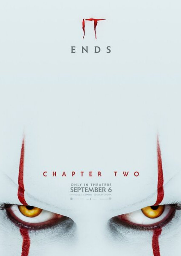 'It: Chapter Two' movie poster