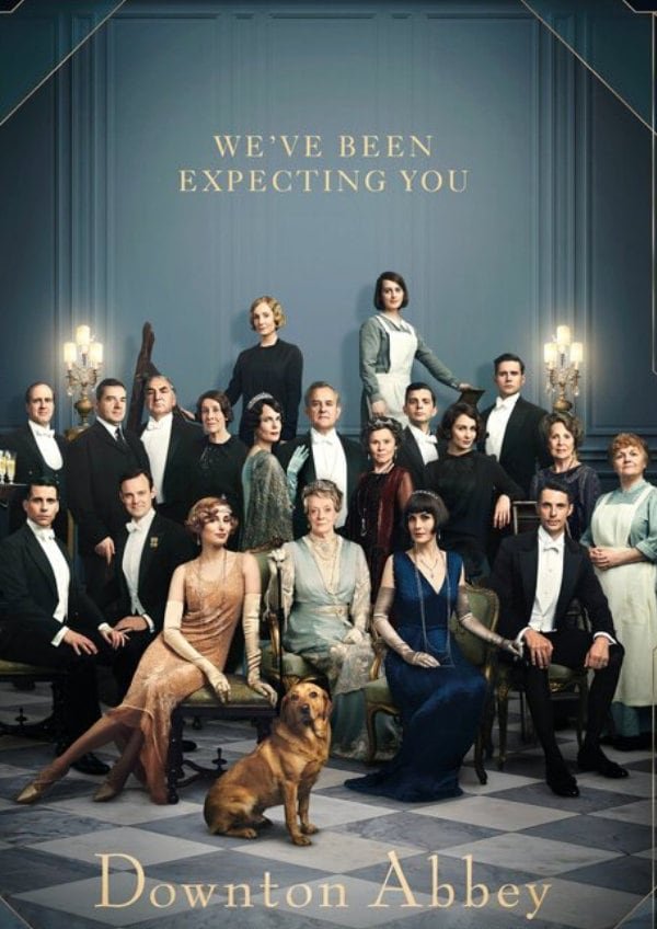 'Downton Abbey' movie poster