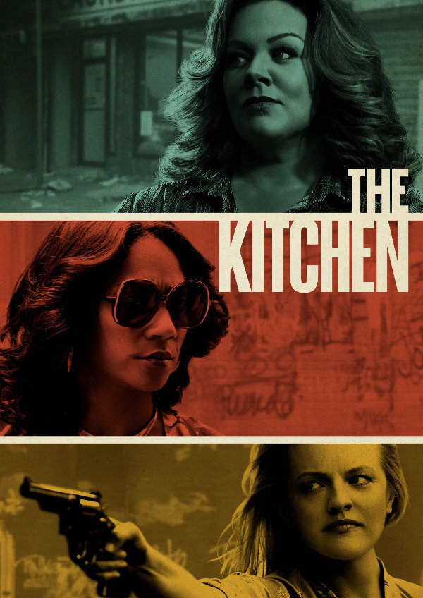 'The Kitchen' movie poster