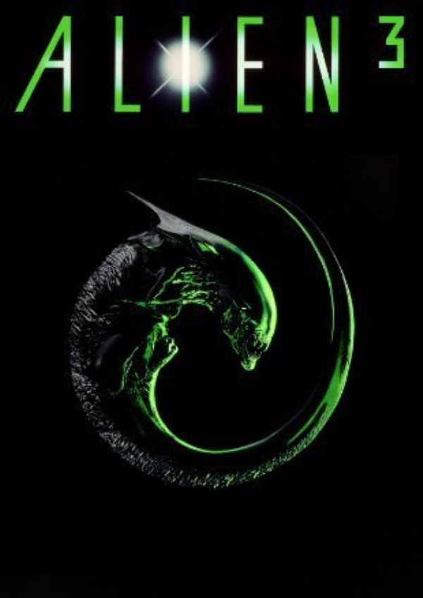 'Alien³' movie poster