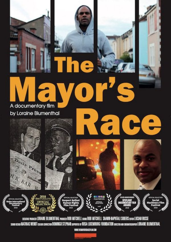 'The Mayor's Race' movie poster