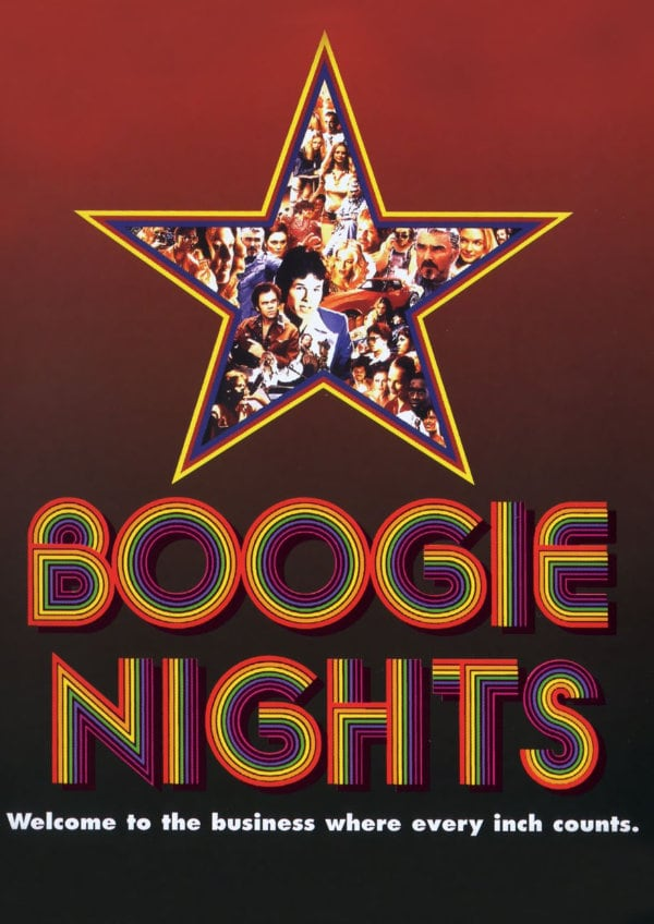 'Boogie Nights' movie poster