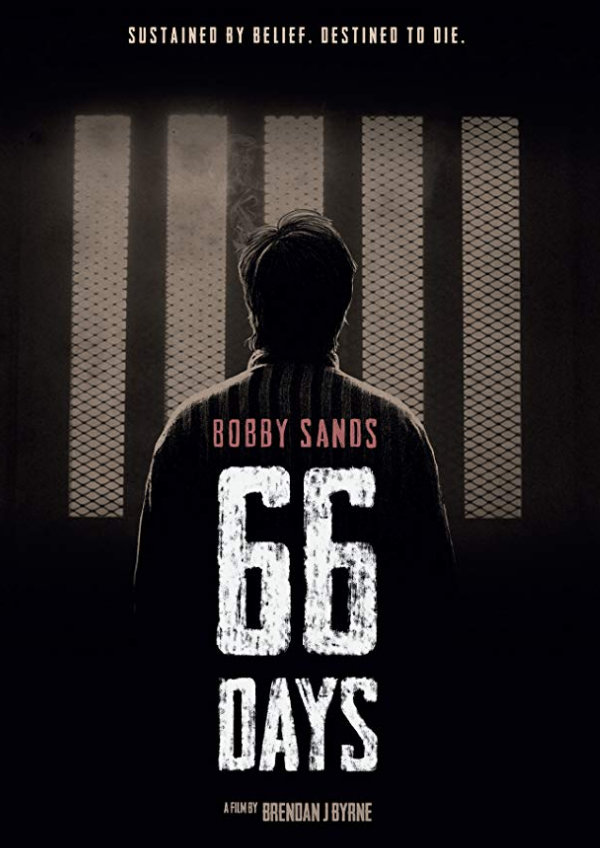 'Bobby Sands: 66 Days' movie poster