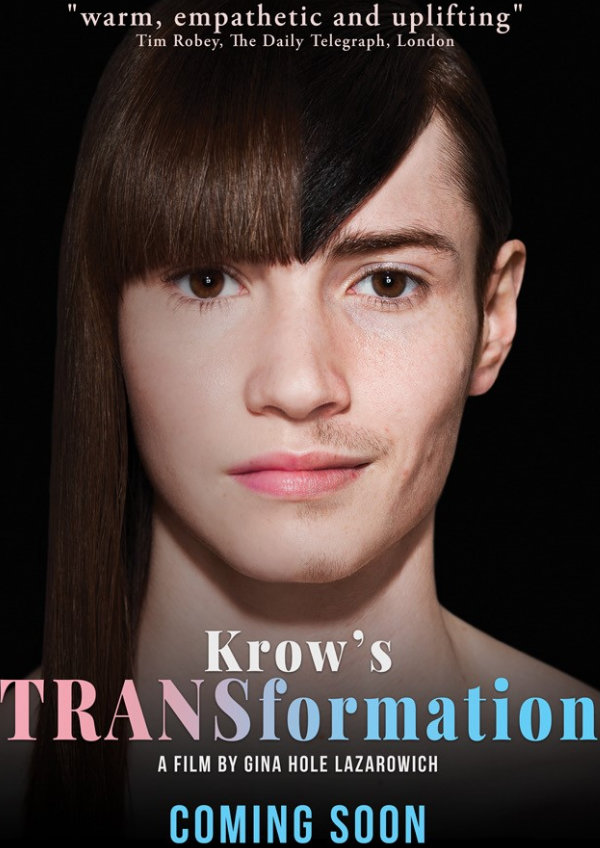 'Krow's TRANSformation' movie poster