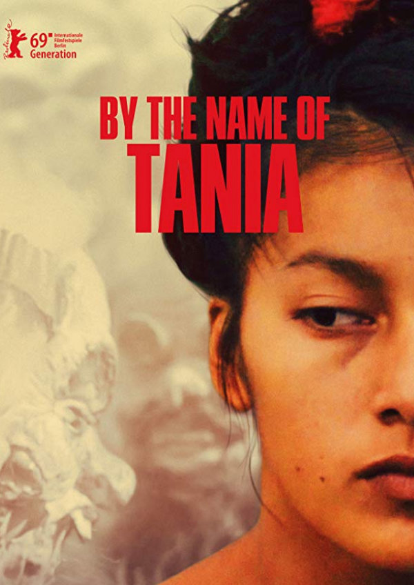 'By the Name of Tania' movie poster