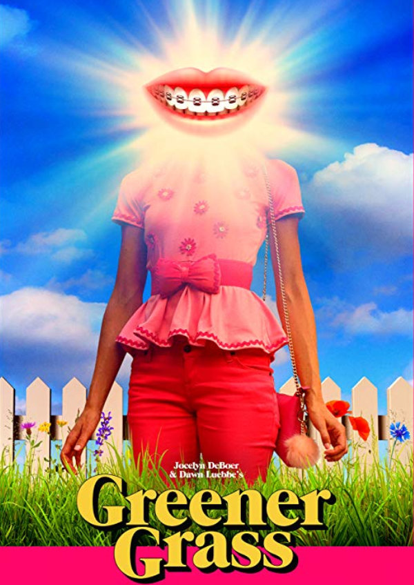 'Greener Grass' movie poster
