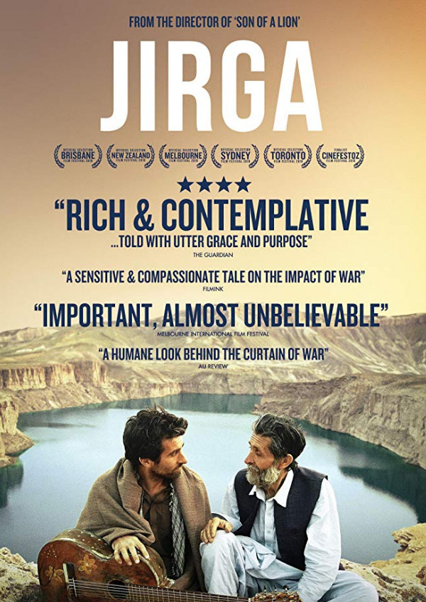 'Jirga' movie poster