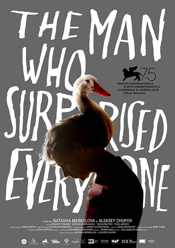 'The Man Who Surprised Everyone' movie poster