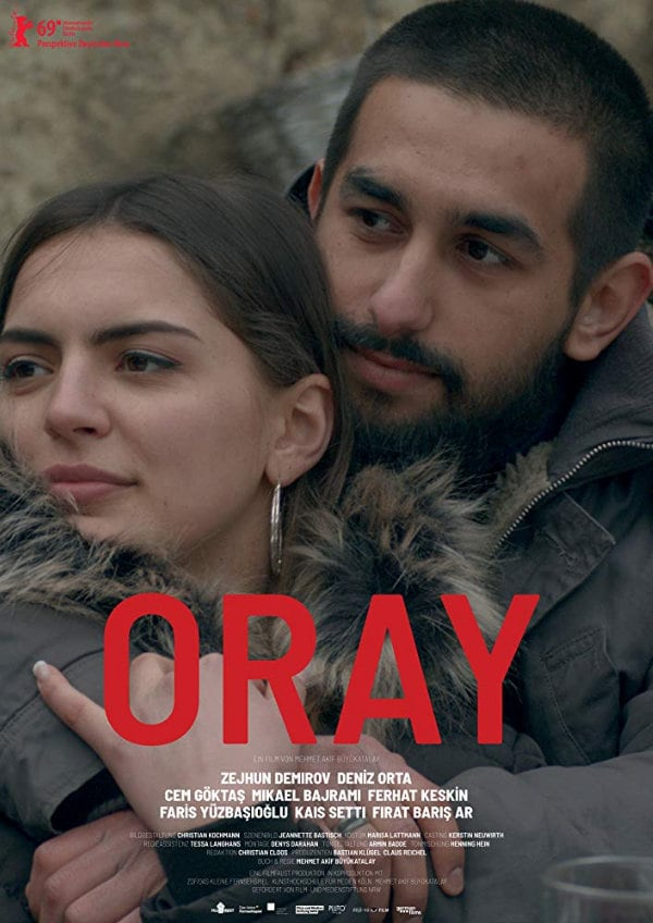 'Oray' movie poster