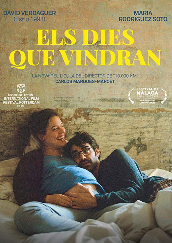 'The Days To Come (Els Dies Que Vindran)' movie poster