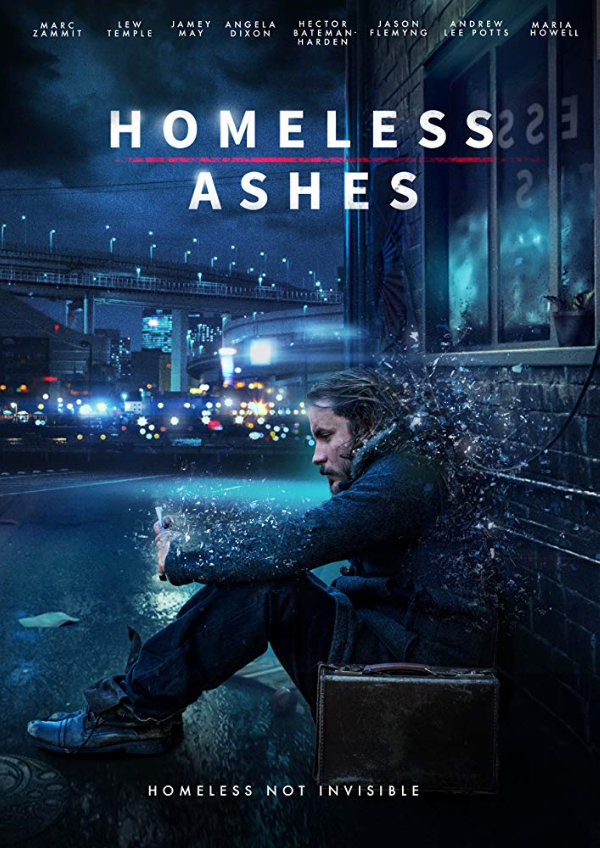 'Homeless Ashes' movie poster